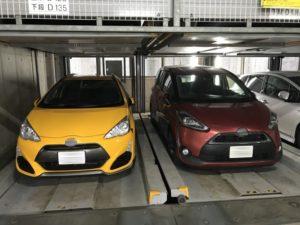 マンション 駐車場