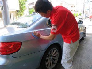 出張洗車のQ&A