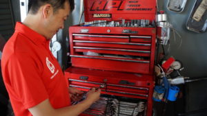 GT-Rの洗車とメンテナンス