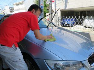 洗車ブログ
