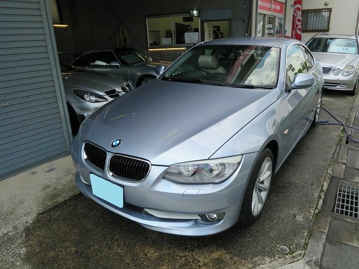 BMW320仕上がり外見